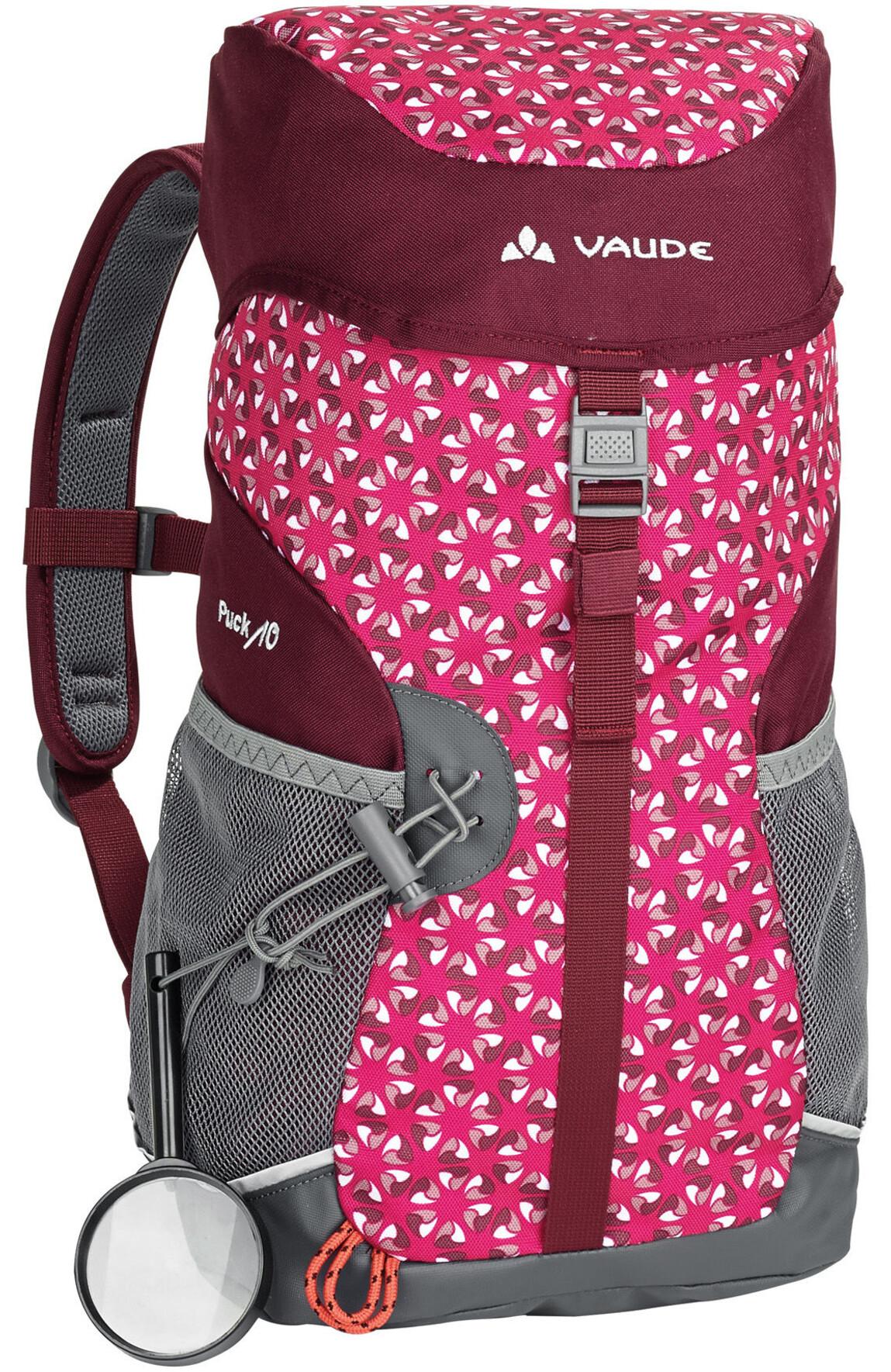san francisco f04af 5a333 VAUDE Puck 10 Backpack Kinder grenadine